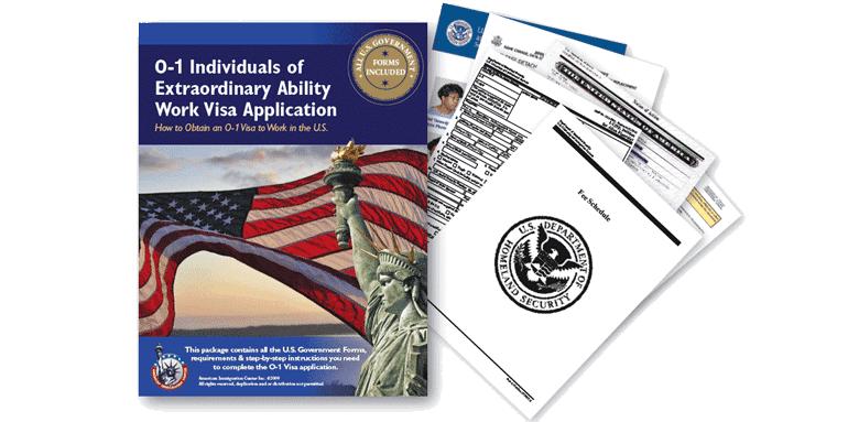 o1 visa requirements